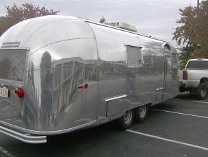 Travel Trailer Delivery